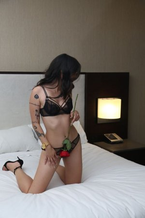 Tiffanie escort girl